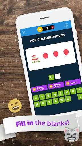 Crossword Quiz - Crossword Puzzle Word Game! 3.85g screenshots 2