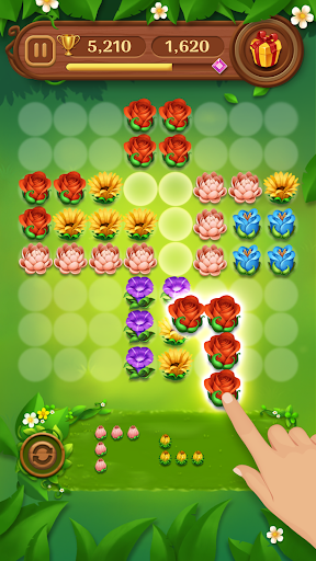 Block Puzzle Blossom 63 screenshots 11