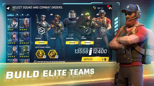 Tom Clancy's Elite Squad - Military RPG 1.3.1 Screenshots 8