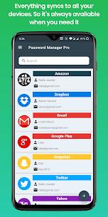 Password Manager Pro APK by DroidApp BD 2