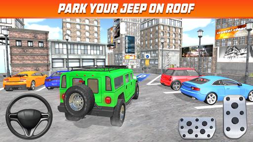 Multi Storey Car Parking Games: Car Games 2020 apkpoly screenshots 4