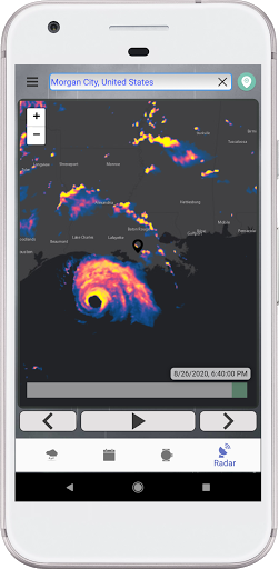 Hyperlocal Weather (Dark Sky Powered by) & Radar screenshots 3