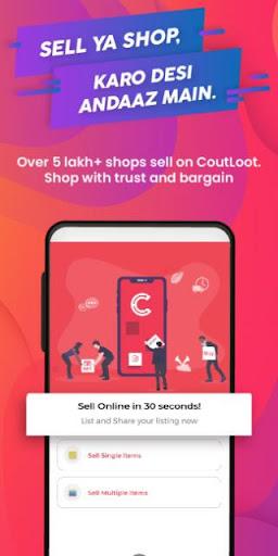 CoutLootud83cuddeeud83cuddf3 - Local Online Dukaan| Sell online android2mod screenshots 2