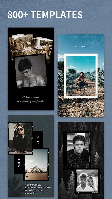 StoryLab - insta story art maker for Instagram  poster 2