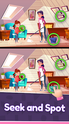 Differences - Find & Spot the Difference Games 1.9.3 screenshots 2