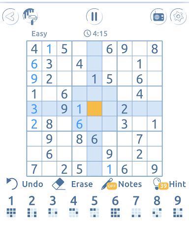 Sudoku Genius - sudoku free games  screenshots 11