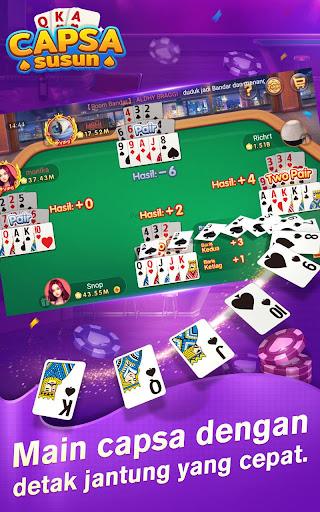 Capsa Susun Online:Poker Free 2.17.0.0 screenshots 11