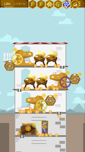 Money Factory Builder: Idle Engineer Millionaire 1.9.2 screenshots 3