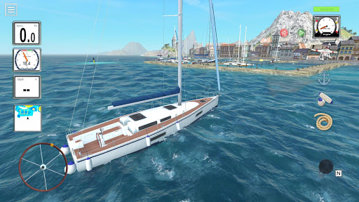 Dock your Boat 3D  screenshots 1