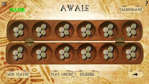 Awale Online - Oware Awari 4.5.6 screenshots 16