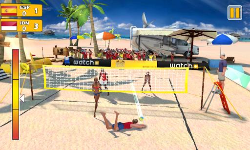 Beach Volleyball 3D 1.0.4 Screenshots 4