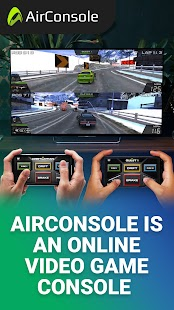 AirConsole - Multiplayer Game Console Screenshot