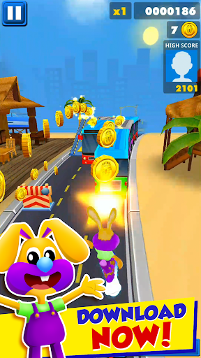 Royal Princess Subway Run - Fun Surfers 1.23 Screenshots 4