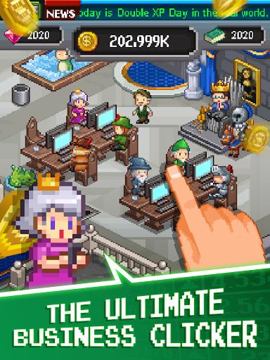 Tap Tap Trillionaire - Cash Clicker Adventure  screenshots 11