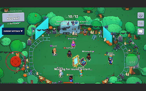 Betrayal.io 0.3.7 screenshots 10