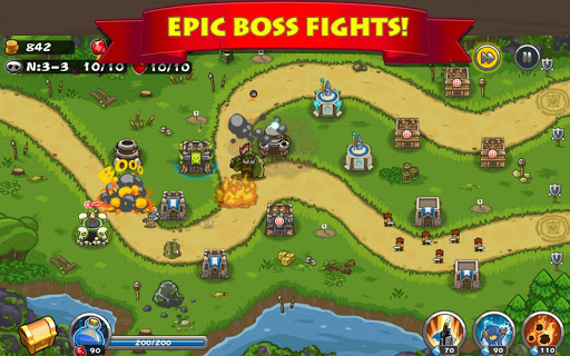 Horde Defense 1.7.6 Screenshots 10