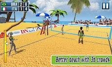 Volleyball Exercise - Beach Volleyball Game 2019のおすすめ画像4