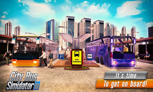 Euro Bus Driver Simulator 3D: City Coach Bus Games 2.1 Screenshots 6