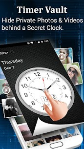 Clock – The Vault : Secret Photo Video Locker for PC 1