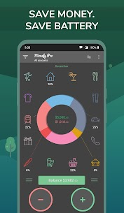 Monefy Pro Apk- Budget Manager and Expense Tracker (Paid) 3