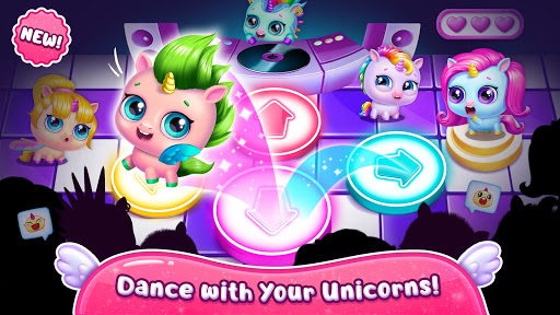 Kpopsies - Hatch Your Unicorn Idol modavailable screenshots 1
