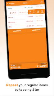 Fudget: Budget and expense tracking app