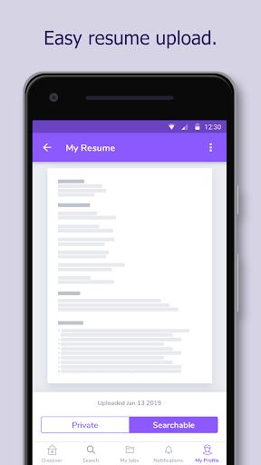 Monster Job Search 8.0.1 Screenshots 3