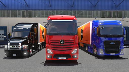 Truck Simulator : Ultimate Apkfinish screenshots 4