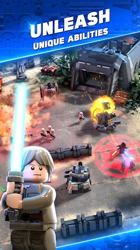 LEGOu00ae Star Warsu2122 Battles: PVP Tower Defense  screenshots 4