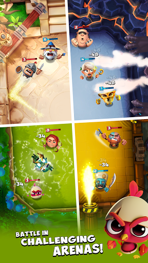 Smashing Four  screenshots 3