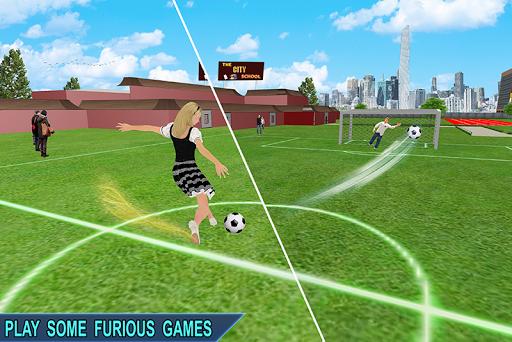 Virtual School Girl Simulator: High School Game 2.04 screenshots 5
