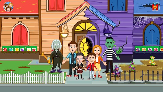 My Town : Haunted House Free (Unlimited Money) 6