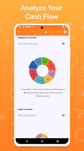 Monthly Budget Planner & Daily Expense Tracker apktram screenshots 6