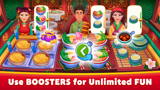 Asian Cooking Star: New Restaurant & Cooking Games Mod Apk