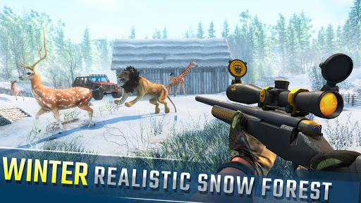 Wild Animal Hunting 2021: Best Shooting Games FPS  Screenshots 8