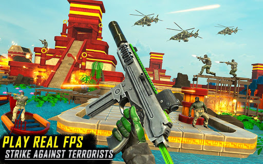 Modern FPS Shooting Game: Counter Terrorist Strike  screenshots 13