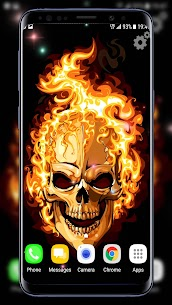 Skull Live Wallpaper  For Pc – Free Download 2020 (Mac And Windows) 1