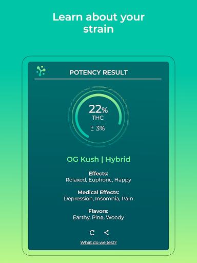 HiGrade: THC Testing & Cannabis Growing Assistant 1.0.320 Screenshots 9