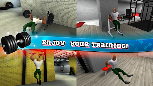 Fitness Gym Bodybuilding Pump 6.6 screenshots 1