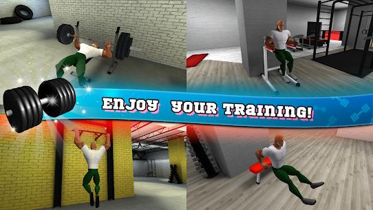 Fitness Gym Bodybuilding Pump 1