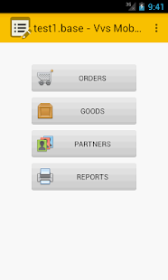 Vvs Mobile Commerce,  goods accounting