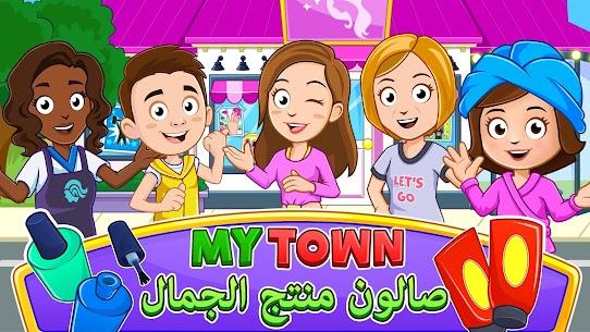 لعبة My Town Beauty Spa Saloon مهكرة Mod 6
