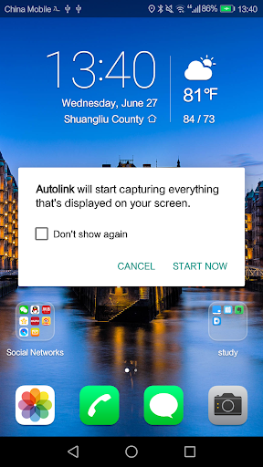 Vehicle multimedia entertainment APP Autolink 2.0.30 Screenshots 2