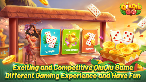QiuQiu Go-Domino QiuQiu Online Tournament  screenshots 6