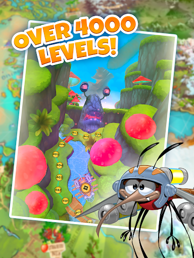 Best Fiends - Free Puzzle Game modavailable screenshots 13