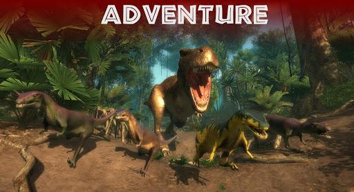 VR Jurassic - Dino Park & Roller Coaster Simulator apktram screenshots 6