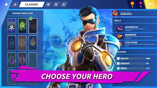 FOG - MOBA Battle Royale 0.8.0 screenshots 3