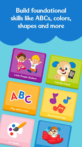 Learn & Play by Fisher-Price: ABCs, Colors, Shapes  screenshots 1