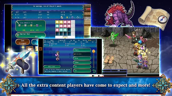RPG Asdivine Hearts 2 Screenshot