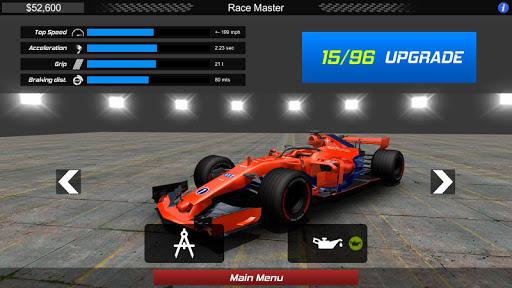 Télécharger gratuit Race Master MANAGER APK MOD 1